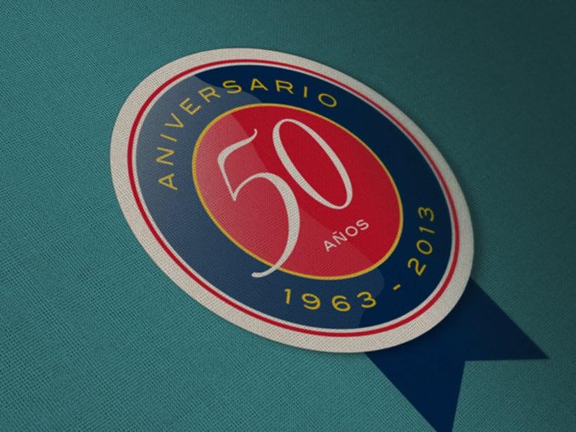 Campaña 50 años Instituto Franklin 2