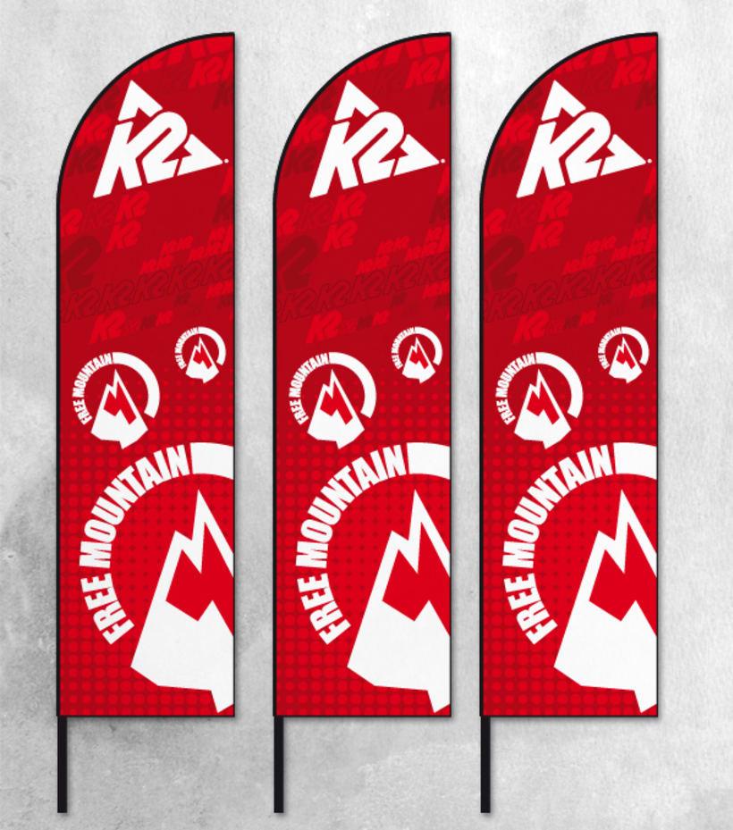 Free Mountain | Brand Identity. 0