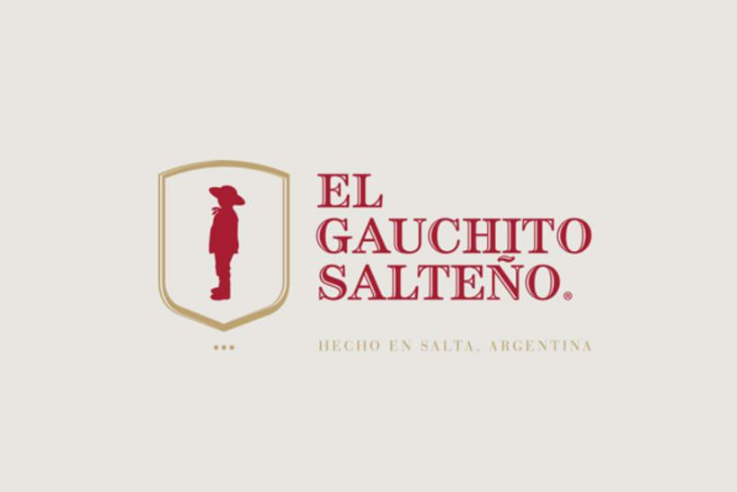 Rebranding + packaging El Gauchito Salteño 1