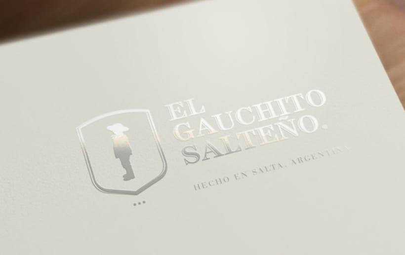 Rebranding + packaging El Gauchito Salteño 2
