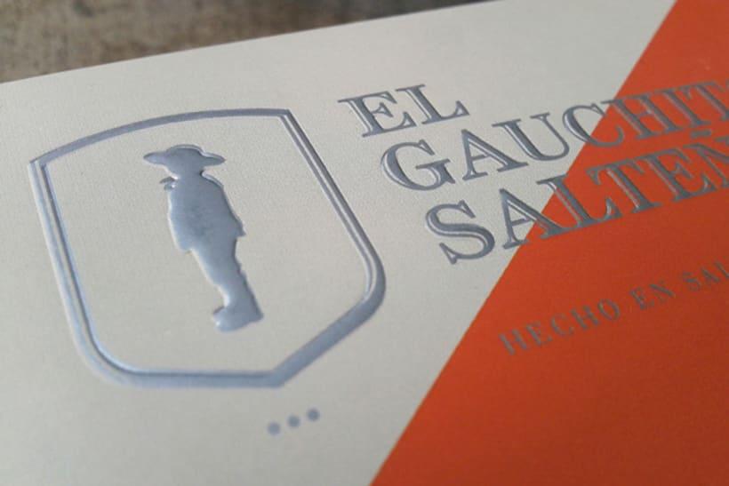 Rebranding + packaging El Gauchito Salteño 7
