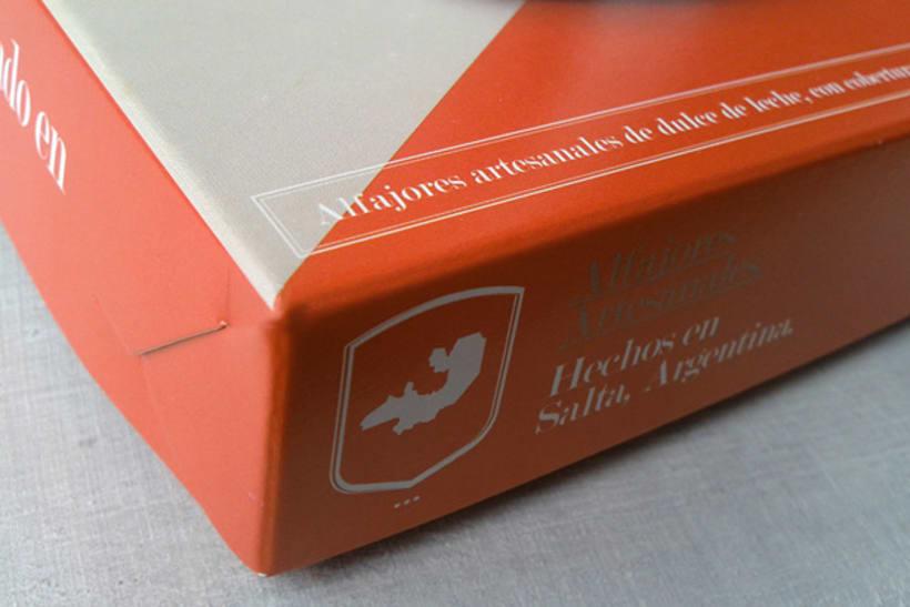 Rebranding + packaging El Gauchito Salteño 8