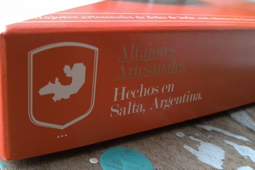 Rebranding + packaging El Gauchito Salteño 9