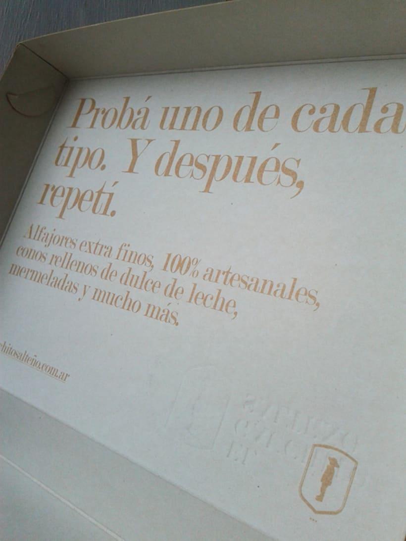 Rebranding + packaging El Gauchito Salteño 10