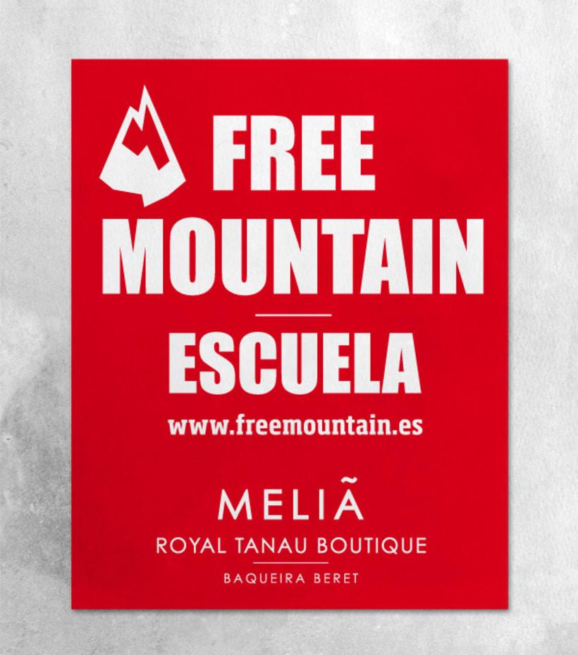 Free Mountain | Brand Identity. 5