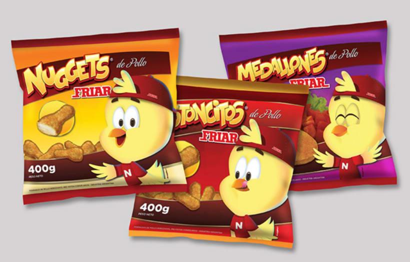 Packaging Friar 1