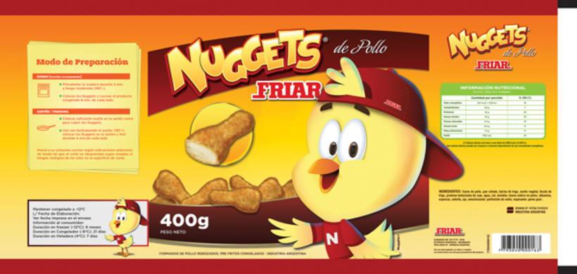 Packaging Friar 2