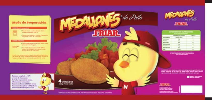 Packaging Friar 4