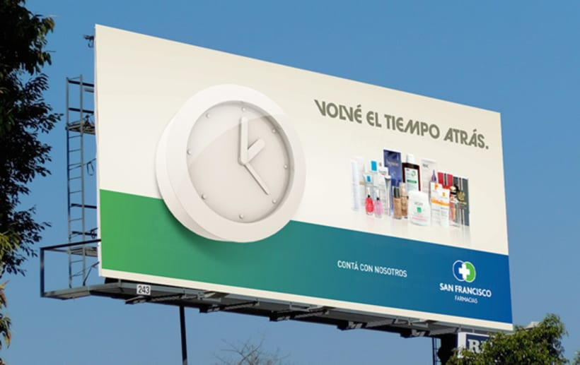 Tac Tic - Billboard 1