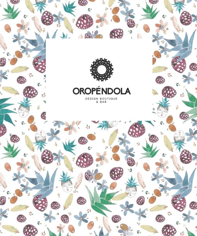 Oropéndola. Design Boutique. by Esther Martínez 2