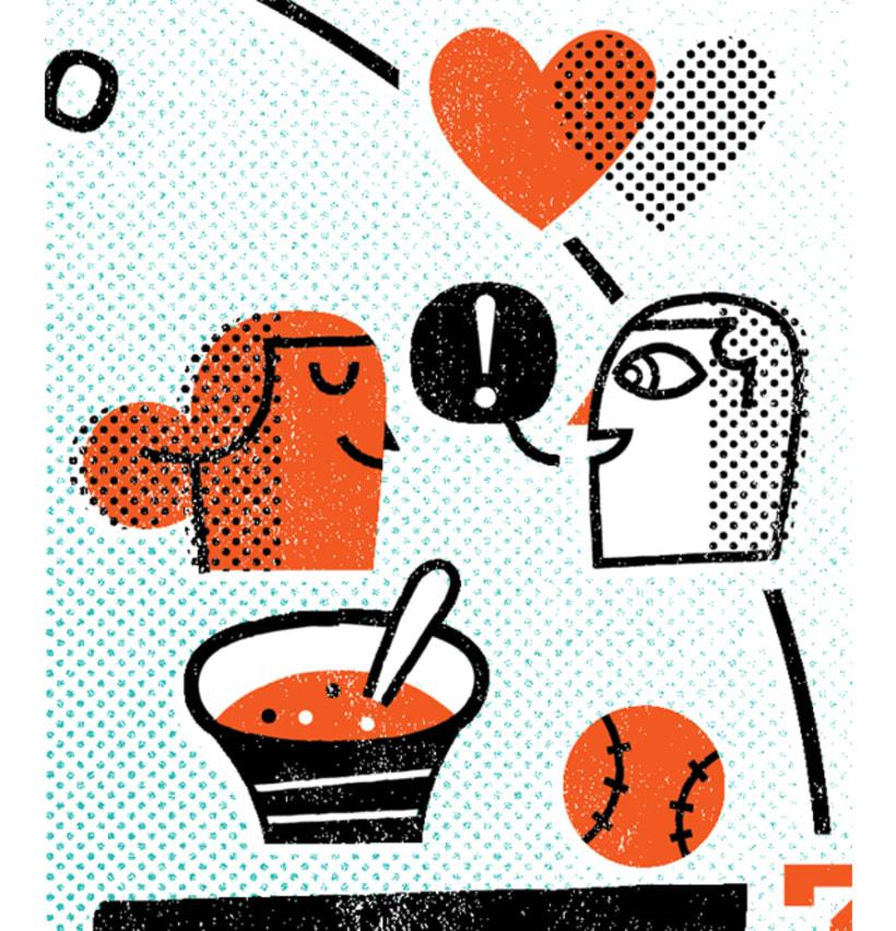 Vivir en equilibrio -Ilustración spot- 1