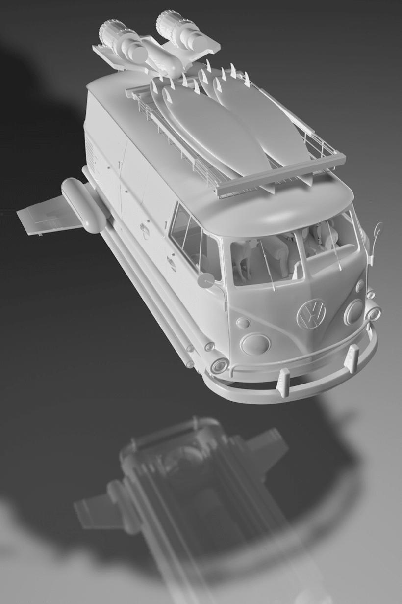 Volkswagen Space Kombi 1