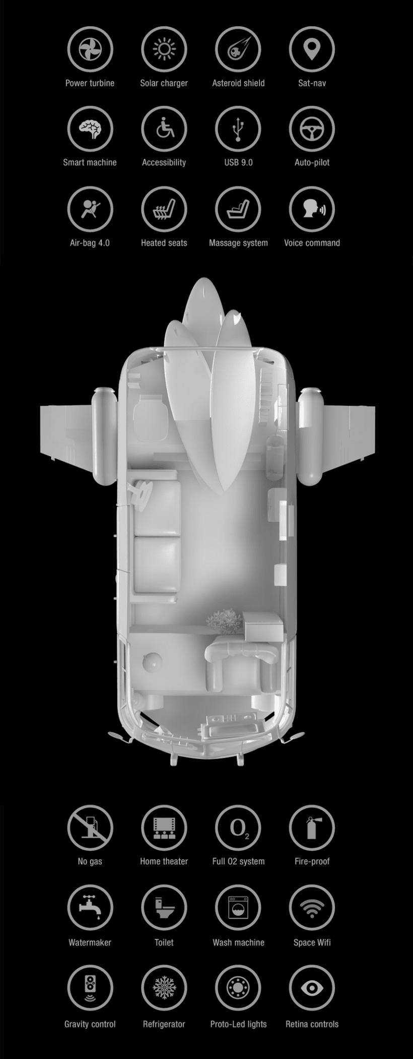 Volkswagen Space Kombi 6