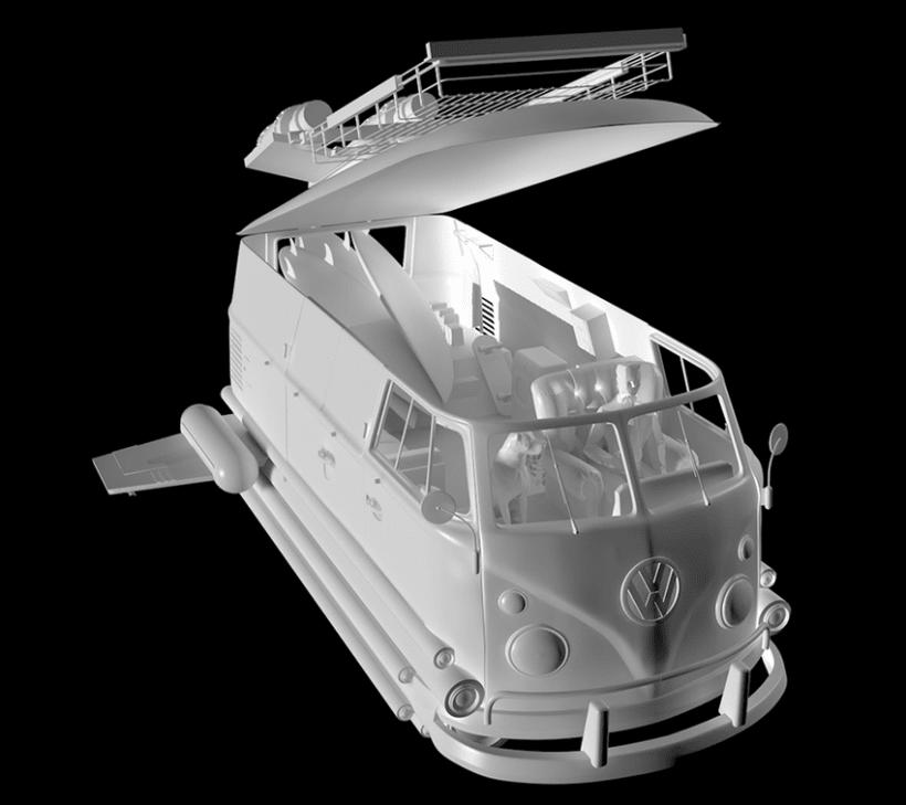 Volkswagen Space Kombi 7