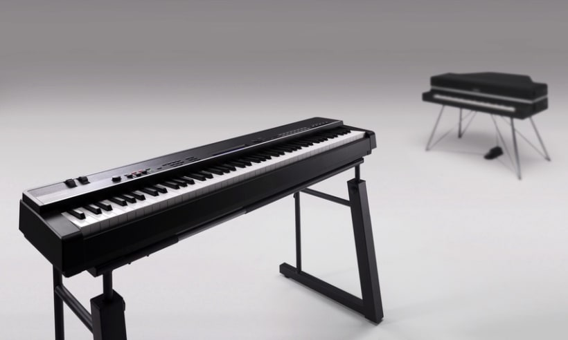 CP4 CP40 Stage Piano Yamaha 1