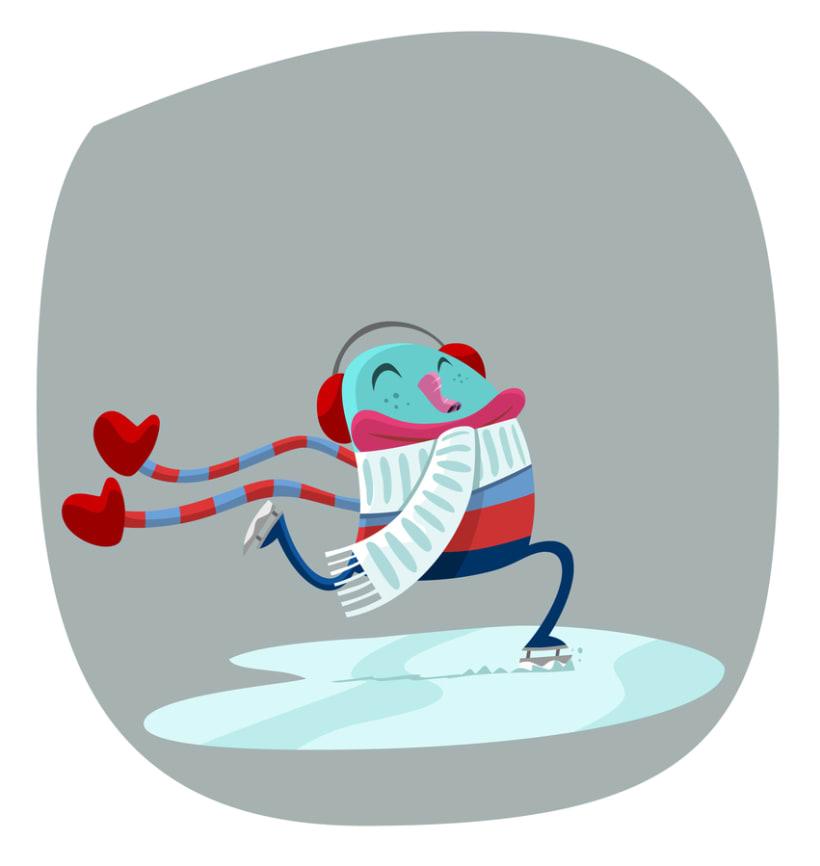 Ice skater 2