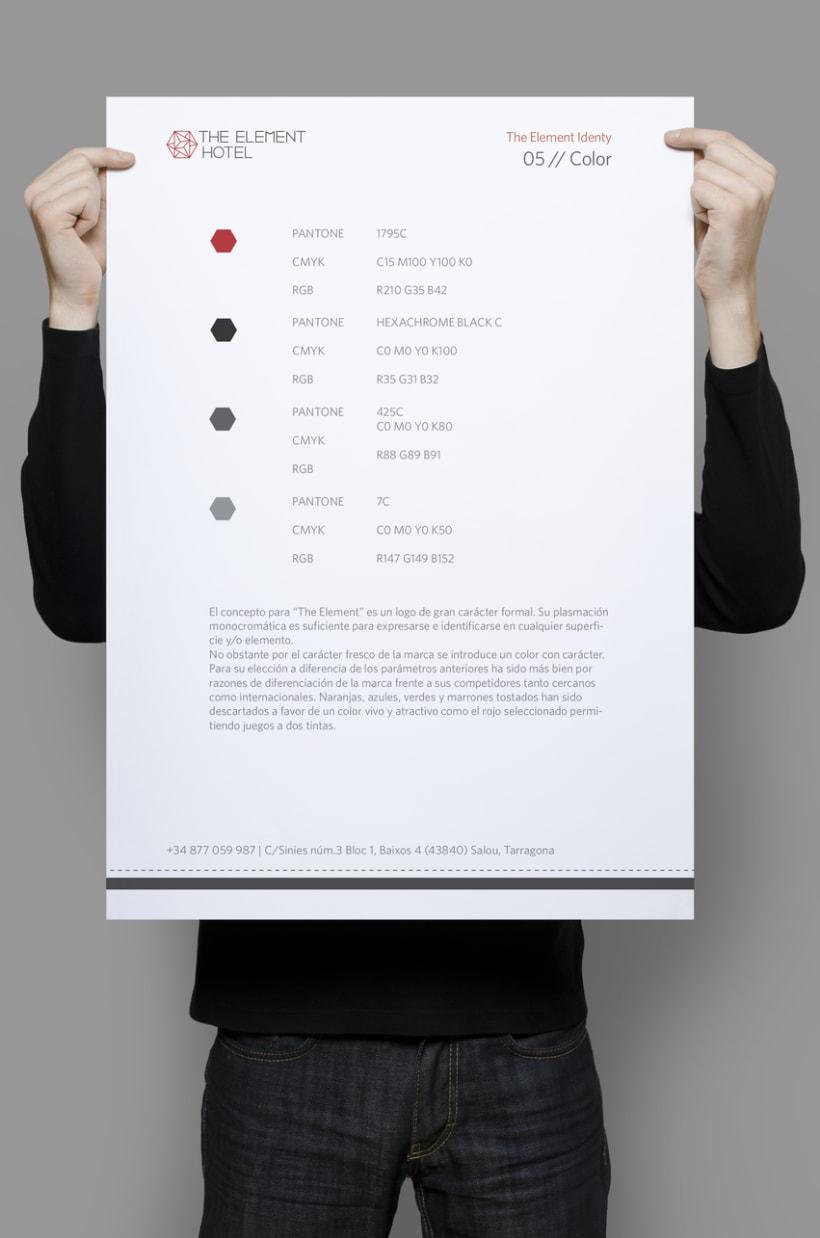 The Element Hotel | ID & Branding 1