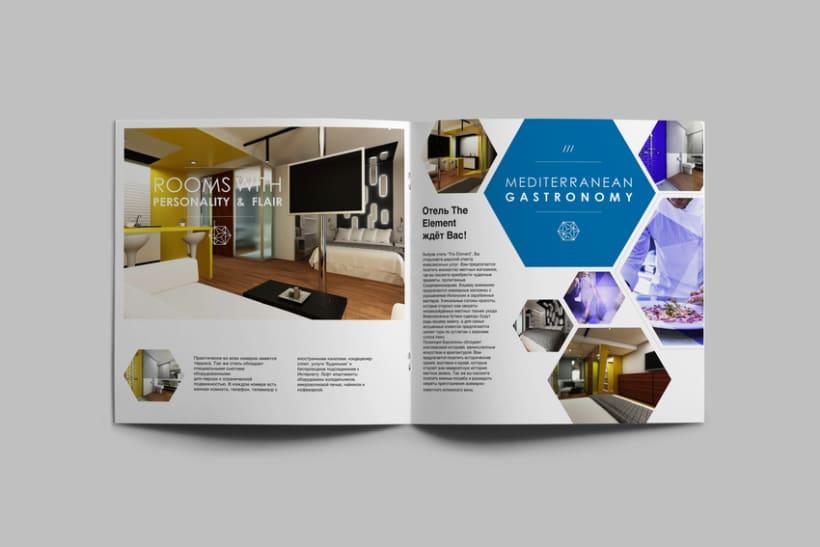 The Element Hotel | ID & Branding 3