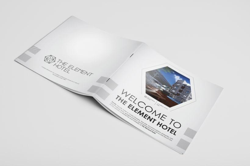 The Element Hotel | ID & Branding 4