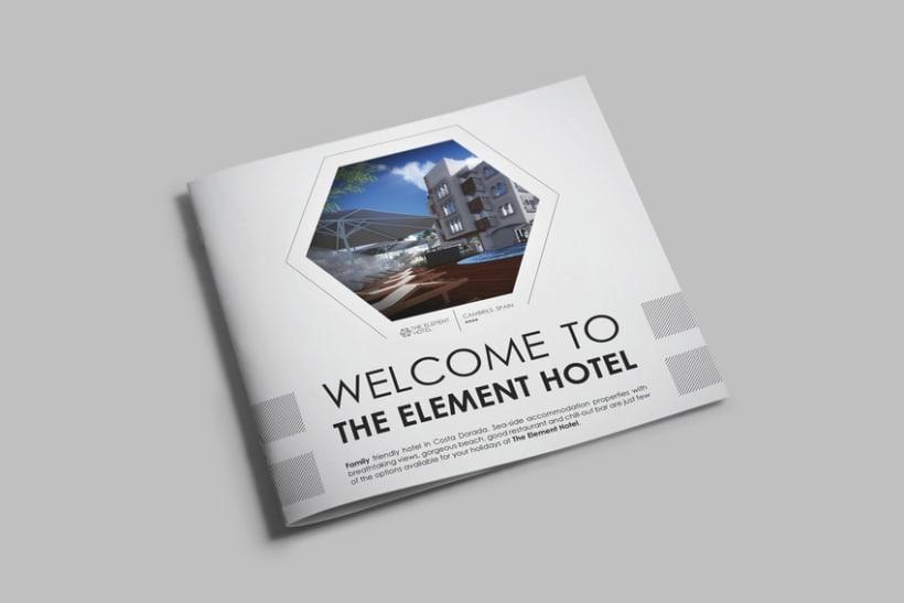 The Element Hotel | ID & Branding 5