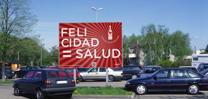 Branding y Campaña Instituto de la Felicidad de Coca-Cola 2