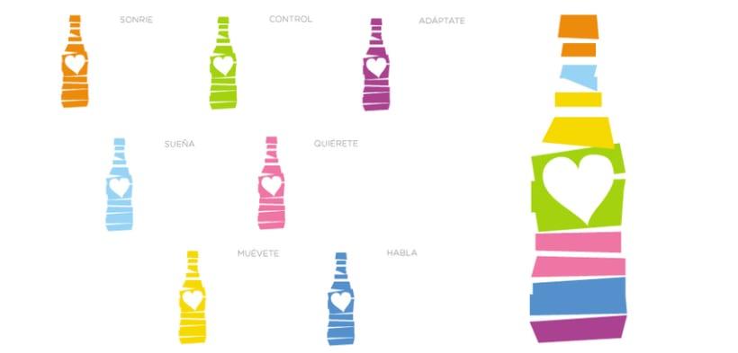 Branding y Campaña Instituto de la Felicidad de Coca-Cola 5