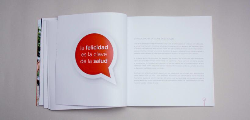 Branding y Campaña Instituto de la Felicidad de Coca-Cola 10
