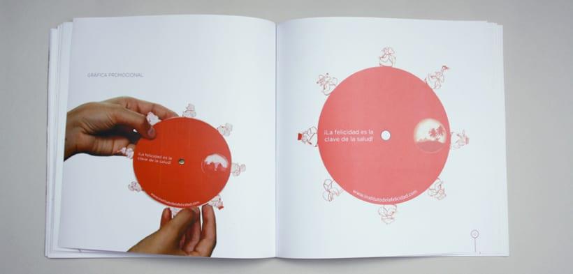 Branding y Campaña Instituto de la Felicidad de Coca-Cola 12
