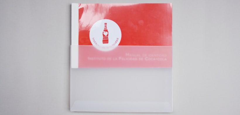 Branding y Campaña Instituto de la Felicidad de Coca-Cola 13