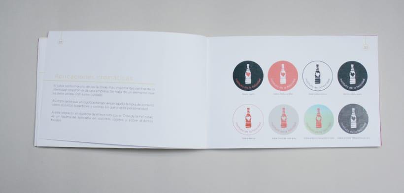 Branding y Campaña Instituto de la Felicidad de Coca-Cola 15