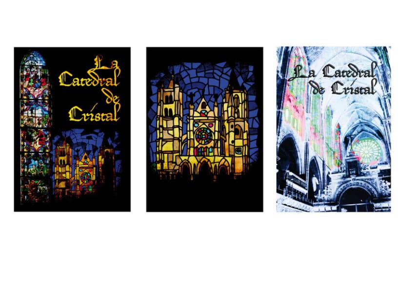 LA CATEDRAL DE CRISTAL (Proceso y Final) -1