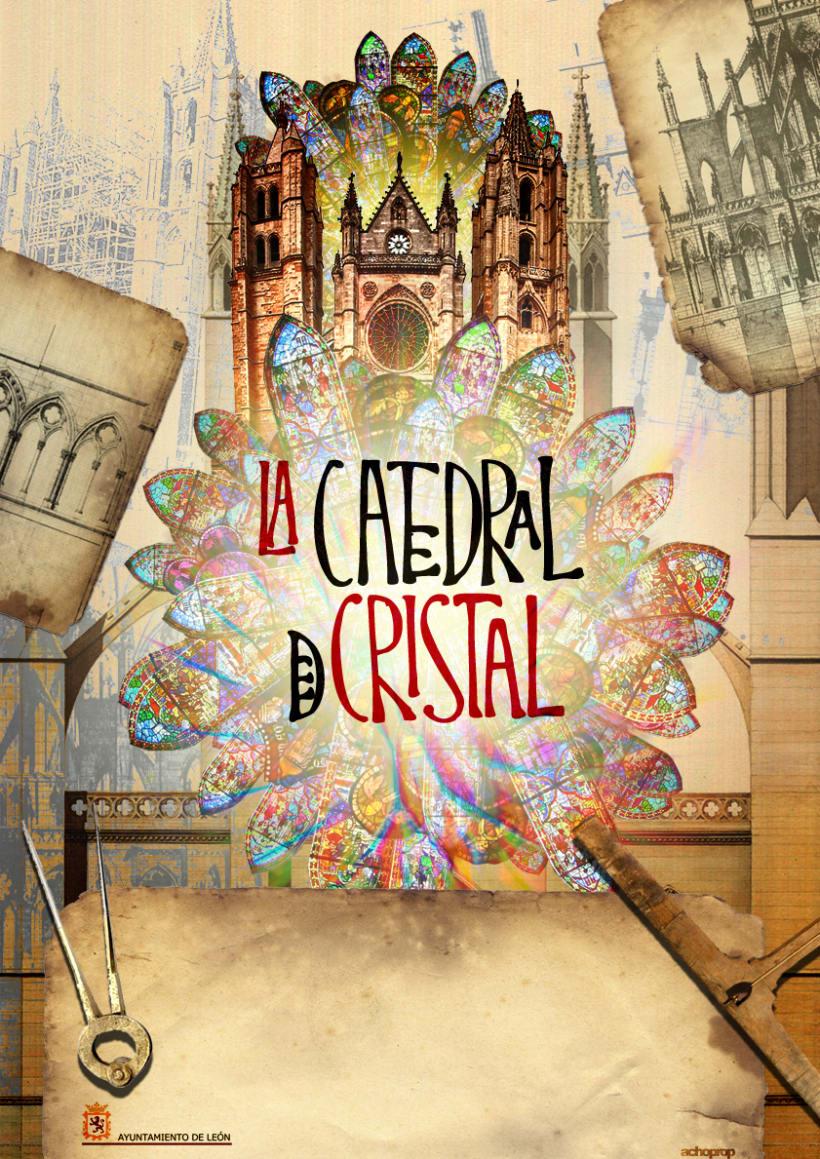 LA CATEDRAL DE CRISTAL (Proceso y Final) 8