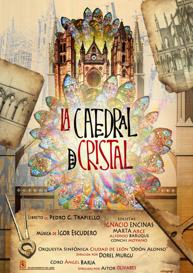 LA CATEDRAL DE CRISTAL (Proceso y Final) 9