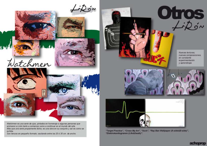 Lirón (Dossier Pintura) 3