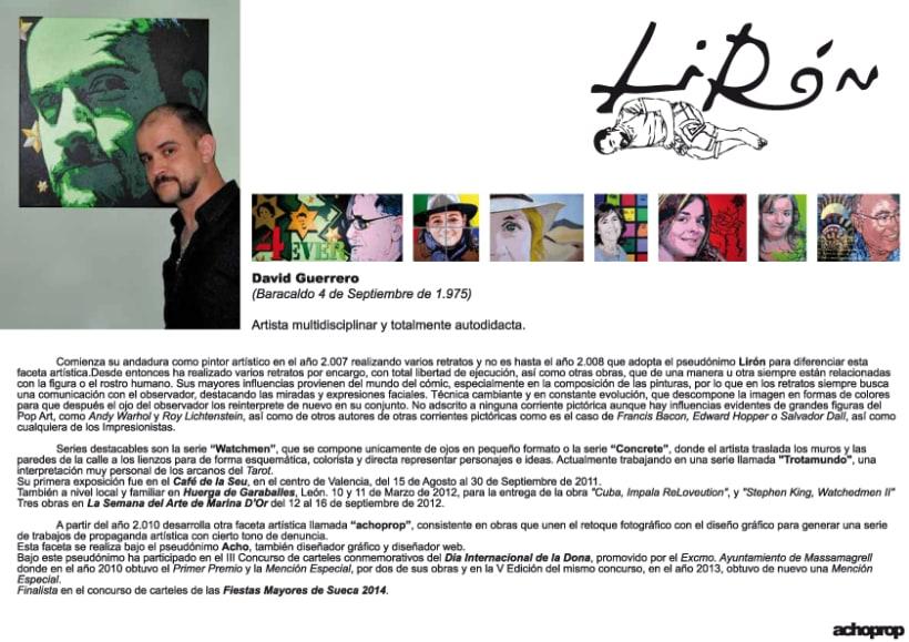 Lirón (Dossier Pintura) 0