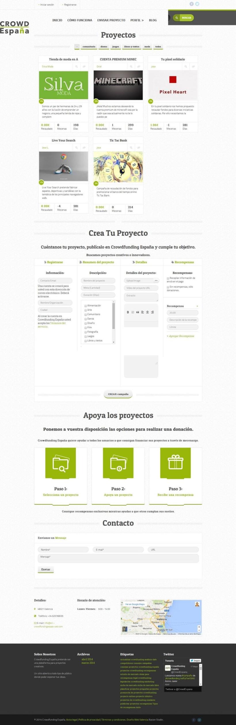 Crowdfunding España 0