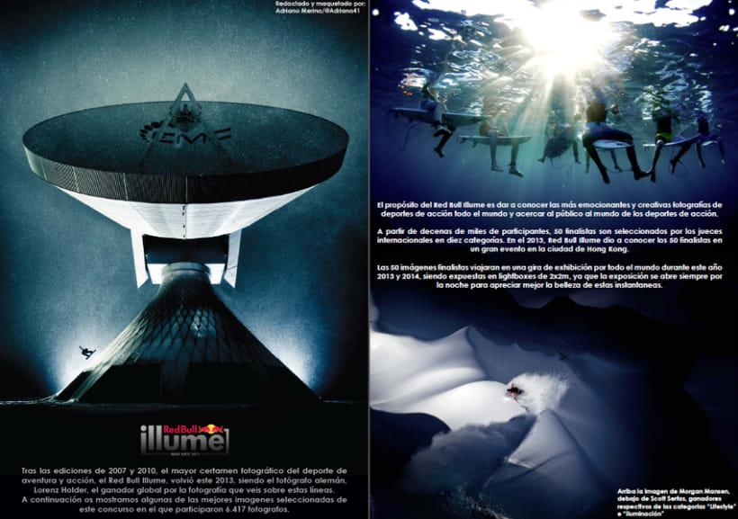 Artículo Red Bull Illume 2013 para Revista Coolash! #6 -1