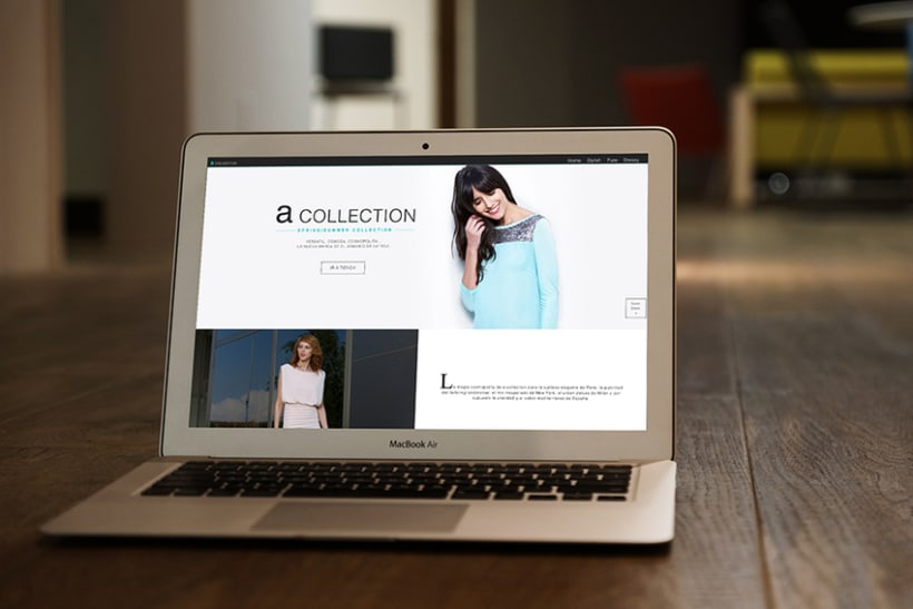 Microsite A-collection  2