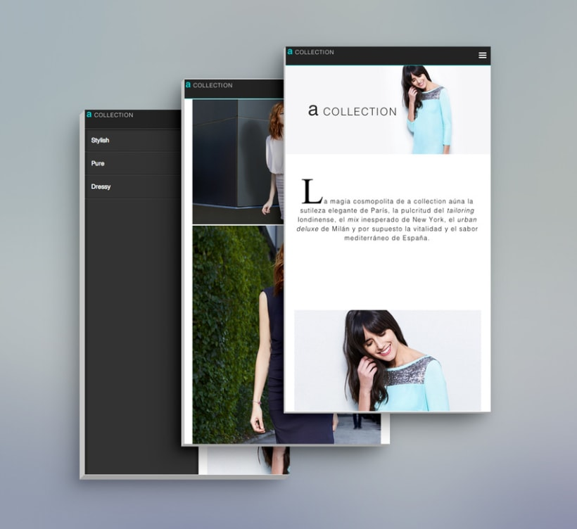 Microsite A-collection  3