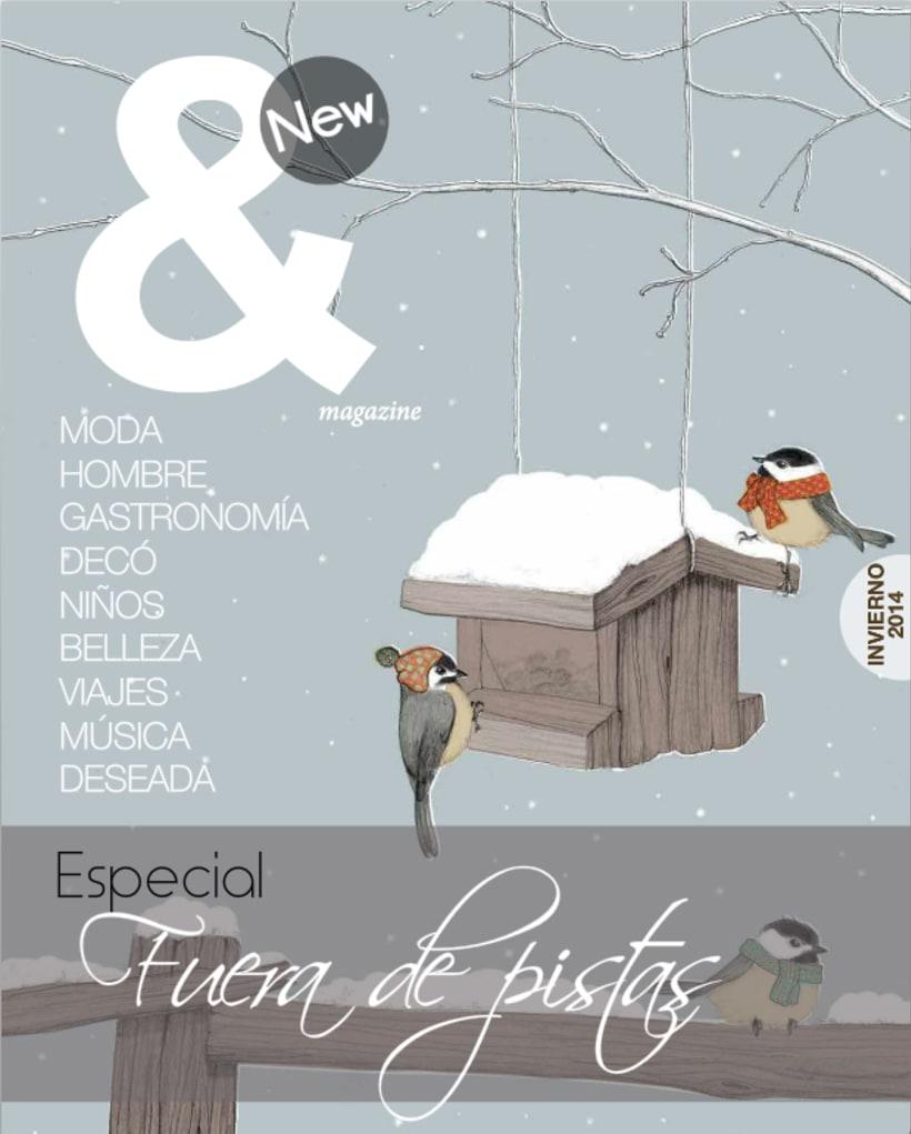Portadas & Magazine 0