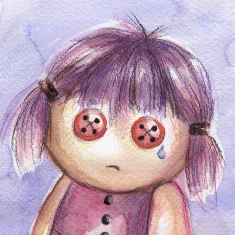 La muñeca de trapo que no podía sonreir 4