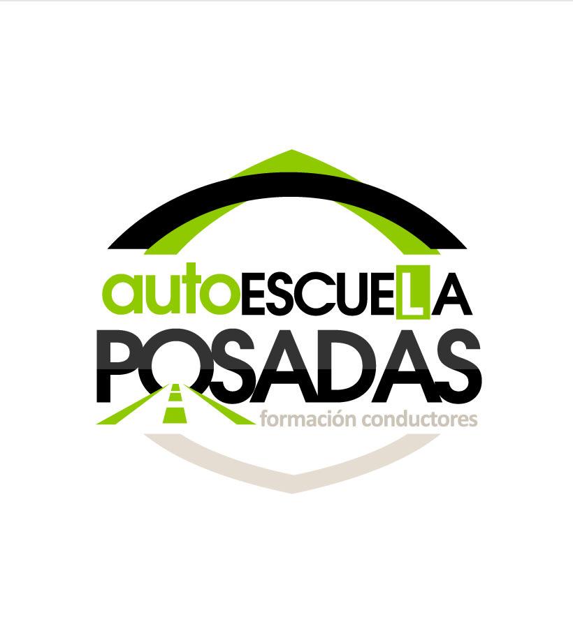 Logotipo Autoescuela Posadas 0