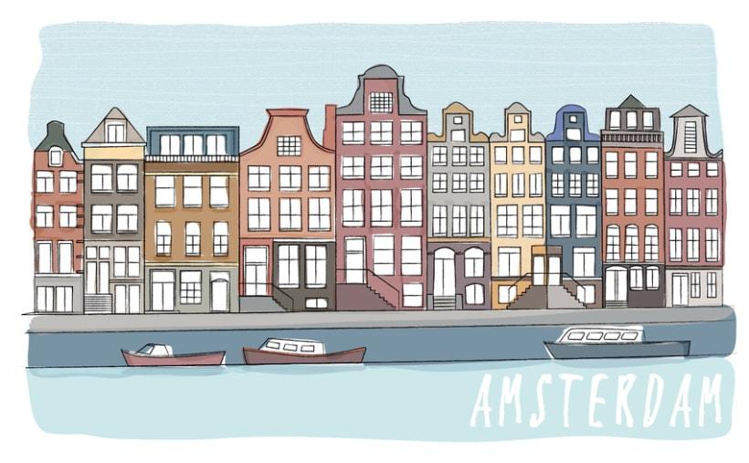 Postcard cities -1
