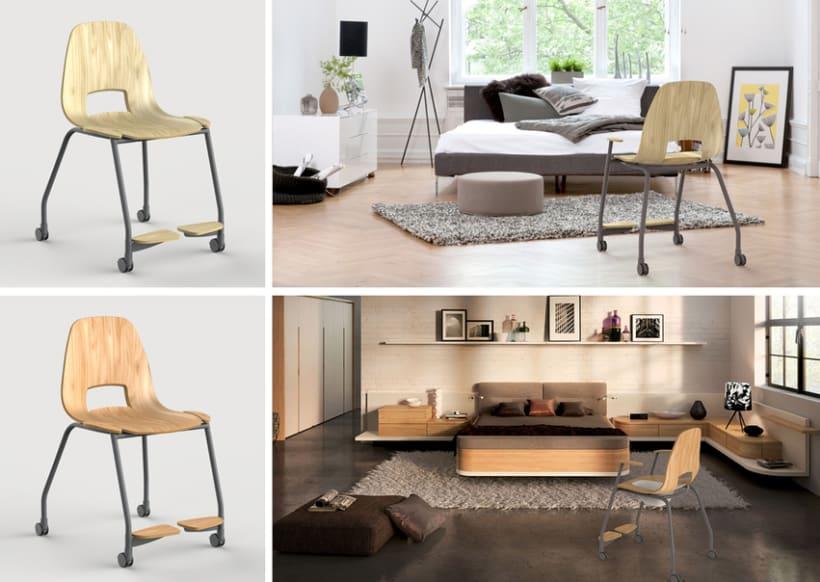 Stilla, silla inodoro para hogar 28