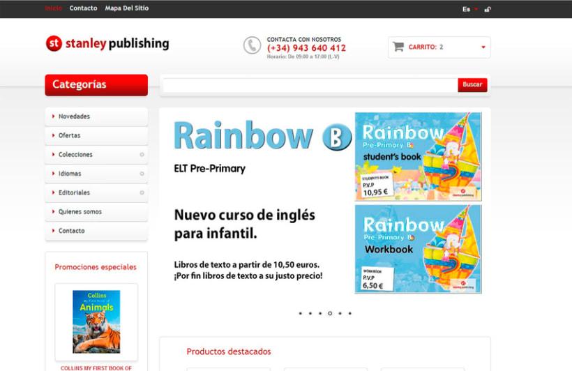 Stanley Publishing - Tienda -1