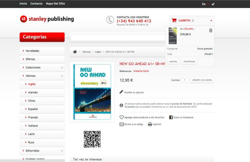 Stanley Publishing - Tienda 0