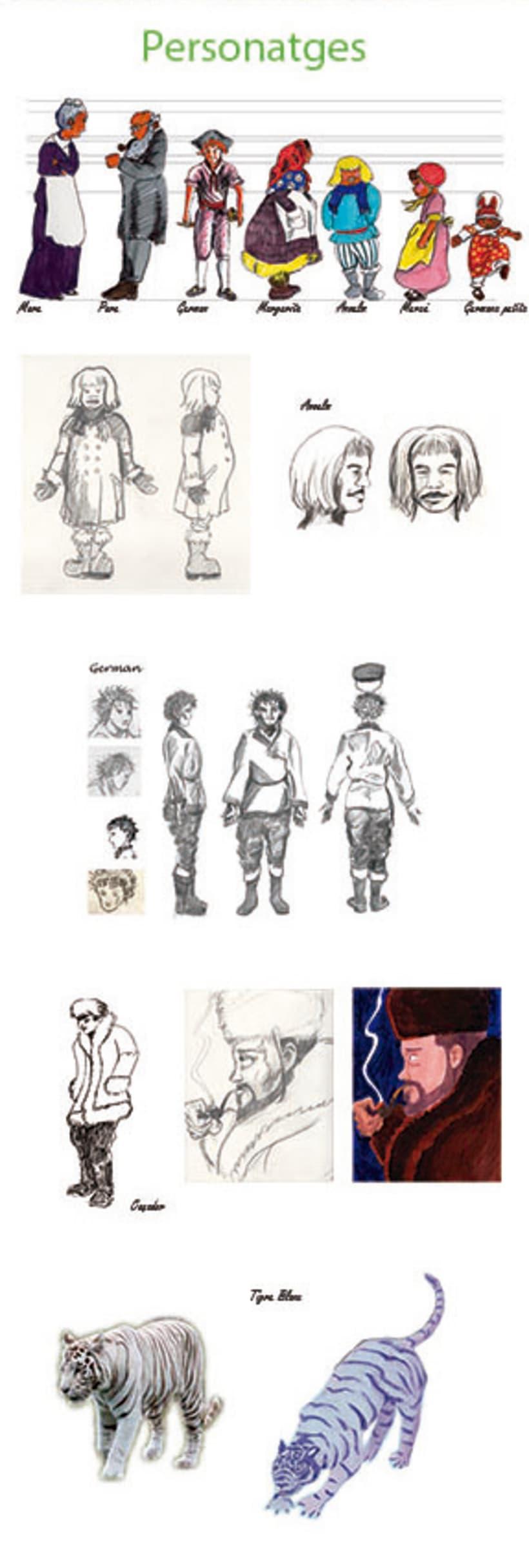 """LA PARTIDA"", historieta gràfica. PINTURA ACRÍLICA 0"