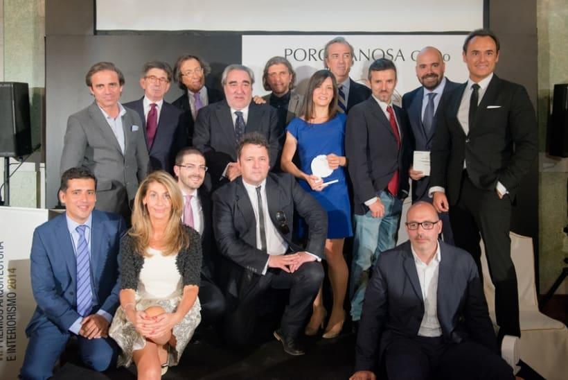 VII Premios Arquitectura e Interiorismo Porcelanosa.  4