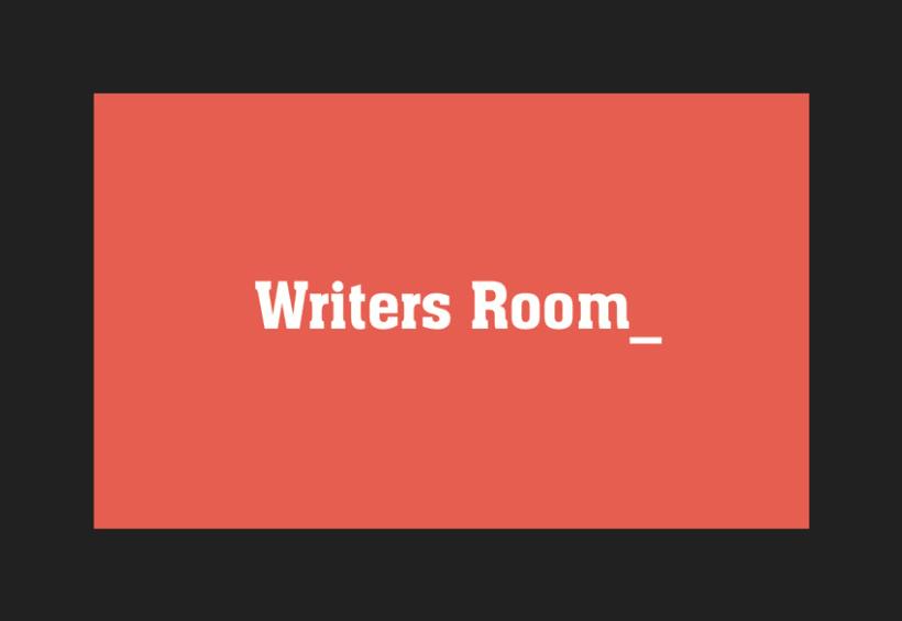 Writers Room 1