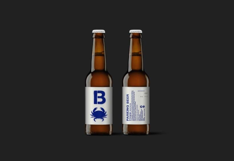 Parking Beer 2